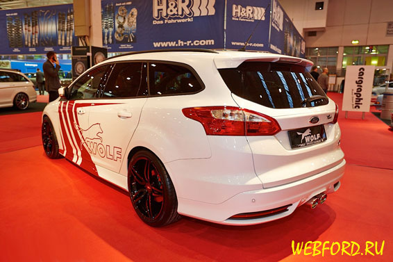 Ford Focus ST Estate на Эссен Мотор-Шоу 2013