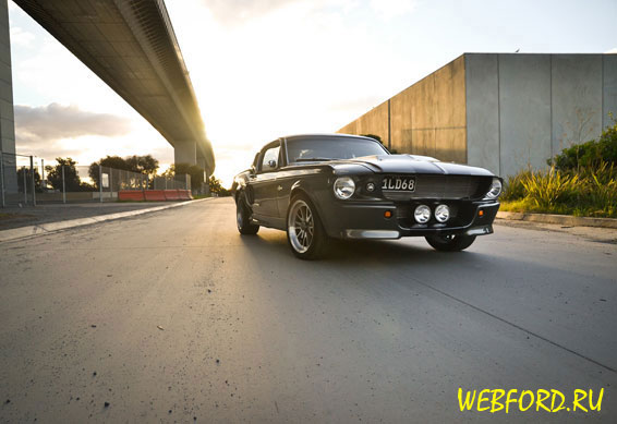 1967 Shelby Mustang Eleanor