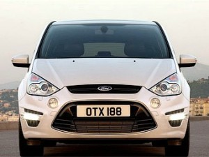 Новые Ford Galaxy и Ford S-Max