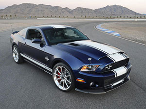 Ford Mustang Shelby GT500 опять прокачали