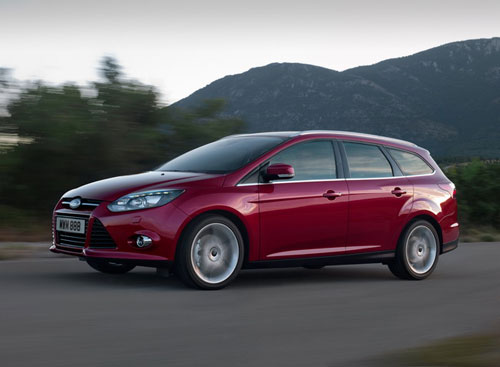 Ford Focus 3 фото