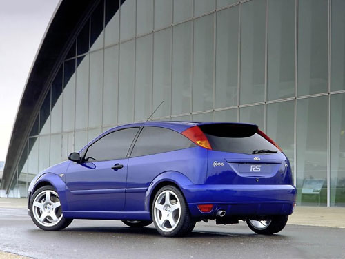 Ford Focus 1 фото