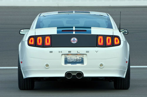 Ford Mustang Shelby GT 350