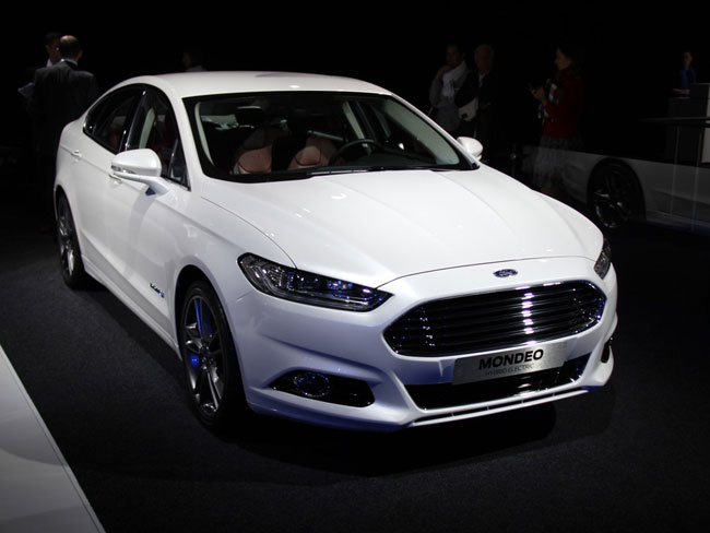 Ford Mondeo 2013