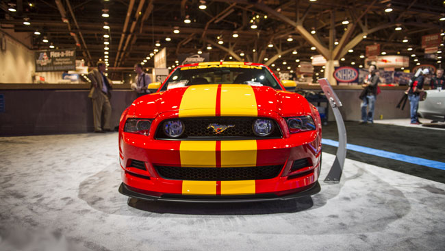 "Ford Mustang GT ""Boy Racer"""